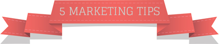 5 Marketing Tips from Crearé Marketing